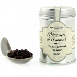 Sarawak Black Pepper From Malaysia 70 GR