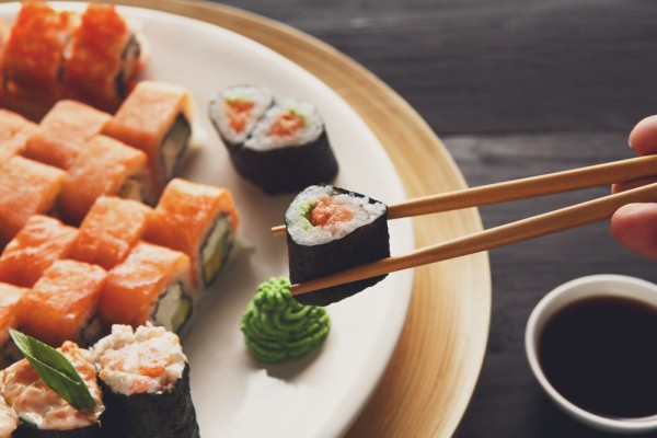 The Best & Easy Homemade Sushi recipe!